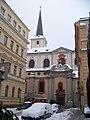 Josefská, kostel svatého Tomáše.jpg