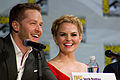 Josh Dallas & Jennifer Morrison SDCC 2014.jpg