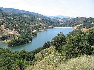 Santa Clara County Parks and Recreation Department - Image: Jrb 20090614 guadalupe reservoir 001