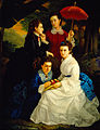 Juan Cordero - Portrait of the Daughters of Manuel Cordero - Google Art Project.jpg