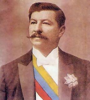 Juan Vicente Gómez President of Venezuela
