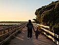 Jules and Gabriel at the Ludo Hiking Trail, Ria Formosa, Faro, Portugal julesvernex2.jpg