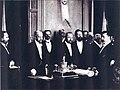 Julio Argentino Roca, Miguel Juarez Celman y otros.jpg