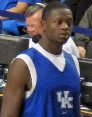 2014–15 Kentucky Wildcats men's basketball team - Julius Randle entered the NBA Draft