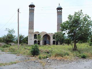 Agdam Place in * Azerbaijan * Artsakh