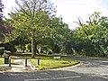 Junction of Merryhills Drive with Bramley Road, Enfield - geograph.org.uk - 990639.jpg