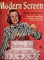 June Allyson celebrates the 15th anniversary of Modern Screen, June 1945.jpg