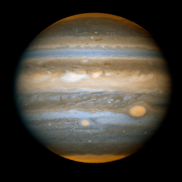 File:Jupiter's New Red Spot from Hubble.jpg