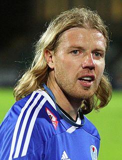 Latvian footballer