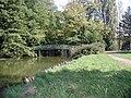 Köln-Lindenthal-Kanal-und-Brücke-westlich-des-großen-Weihers.JPG