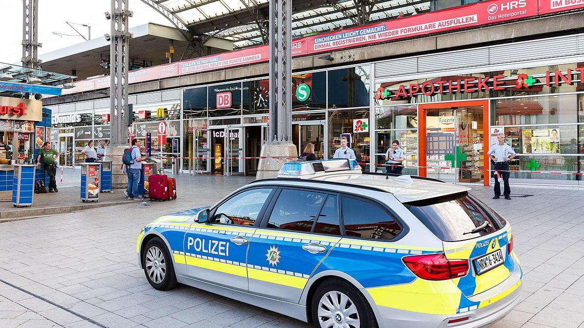 Köln Hbf Mcdonalds