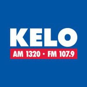 KELO (AM) - Image: KELO Logo
