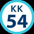KK-54 station number.png