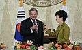 KOCIS Korea President Park Poland State Banquet 11 (10470581133).jpg