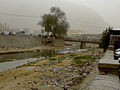 Kabul river, the dirtiest one in Central Asia.jpg
