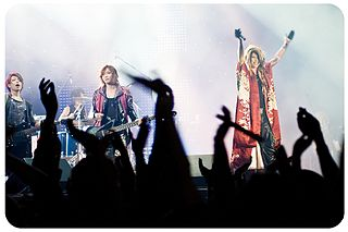 Kagrra, Japanese rock band