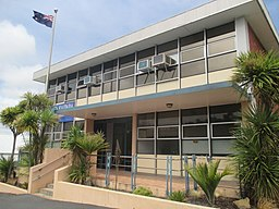 Kaipara District Council Building, Dargaville.JPG