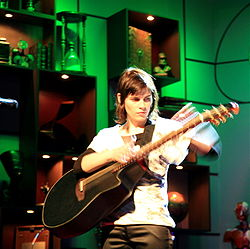 Kaki King at TED 2008.jpg
