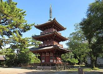 Kakurin-ji (Kakogawa) - Pagoda