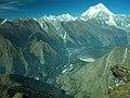 Kaligandaki valley, mt.Dhaulagiri - panoramio.jpg