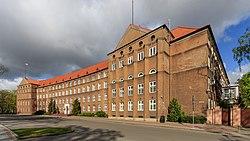 Kaliningrad 05-2017 img33 Finanzverwaltung building.jpg