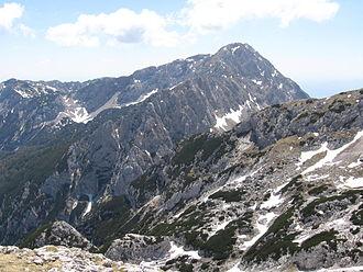 Kalce Ridge - Kalce Ridge