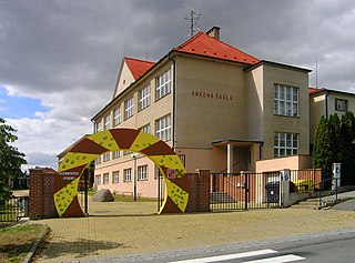 Kamenice (Prague-East District) Village in Czech Republic