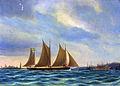 Kanonbarkass by Per Wilhelm Cedergren, Ö6890.jpg