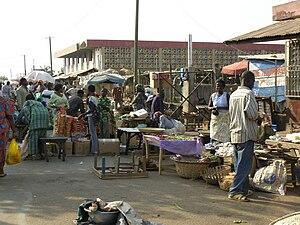 Kara, Togo - Image: Kara 2