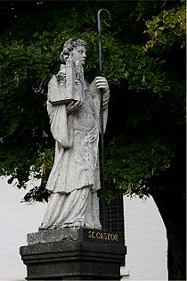 Karden Statue Kastorbrunnen 2006-08-16.jpg