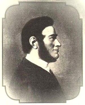 Carl Borivoj Presl - Image: Karel Borivoj Presl 1794 1852