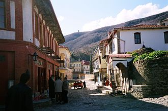 Karyes, Mount Athos - Karies Agion Oros