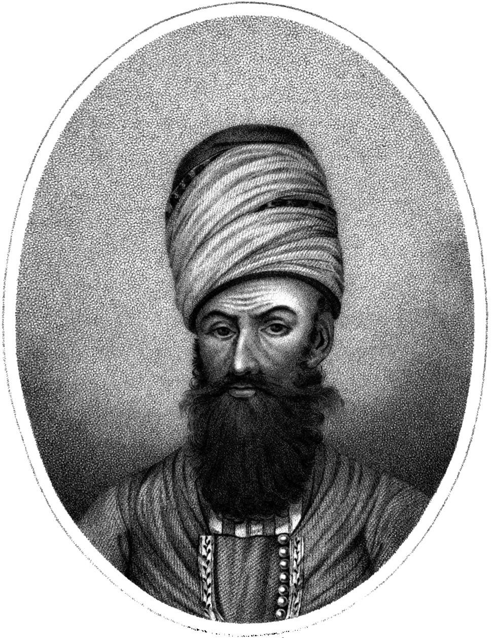 Karim Khan by Charles Heath