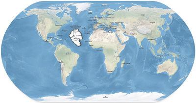 atlantis karte Lokalisierungshypothesen zu Atlantis – Wikipedia