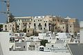 Kastro of Naxos town, former acropolis, a general view, 080488.jpg