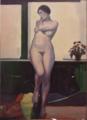 Katharine Rhoades, Standing Nude, ca. 1915.tif