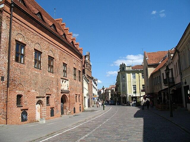 Old Town (Senamiestis)