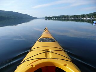 Overview of and topical guide to canoeing and kayaking