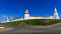 Kazan Kremlin exterior view 08-2016 img1.jpg