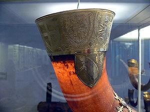Borghild - Drinking horn