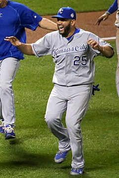 Kendrys Morales on November 1, 2015.jpg