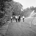 Kernploeg Nederlands elftal bijeen in Zeist in KNVB sportcentrum v.l.n.r. Jongb, Bestanddeelnr 927-2075.jpg