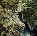 Kesennuma city center area Aerial photograph.1977.jpg