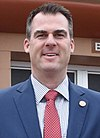 Kevin Stitt, Governor of the State of Oklahoma