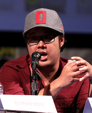Kevin Tancharoen - Tancharoen at the San Diego Comic-Con International in July 2011.