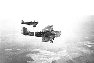 31st Test and Evaluation Squadron - 31st Bombardment Squadron – Keystone LB-5