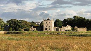 Kilcolgan - Kilcolgan Castle