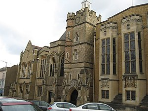 Stourbridge - King Edward VI College