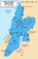 Kingdom of Israel (Hungarian).png