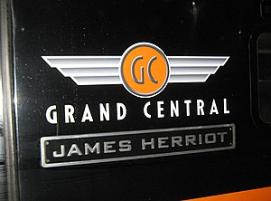 James Herriot - Grand Central Class 180 DMU named after James Herriot